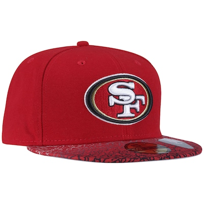 Boné Aba Reta New Era San Francisco 49Ers - Fechado - Adulto