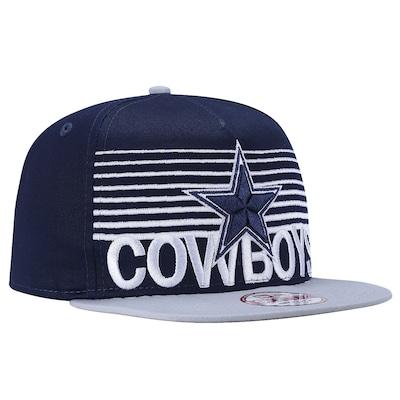 Boné Aba Reta New Era Dallas Cowboys - Snapback - Adulto