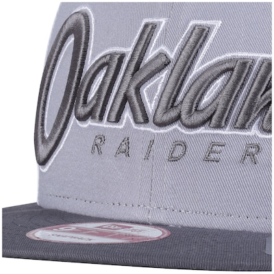 Boné Aba Reta New Era Oakland Raiders NFL - Snapback - Adulto