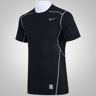 Camisa de Compressão Nike Hypercool Fitted - Masculina