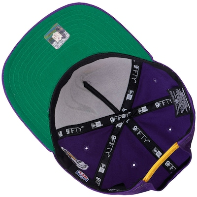 Boné Aba Reta New Era Minnesota Vikings - Snapback - Adulto