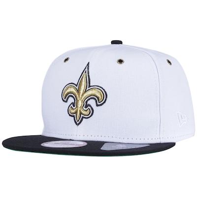 Boné Aba Reta New Era New Orleans Saints - Strapback - Adulto