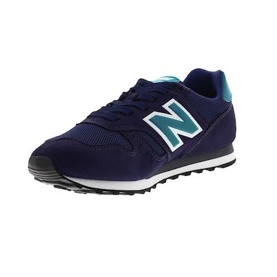 new balance 373 feminino azul e verde