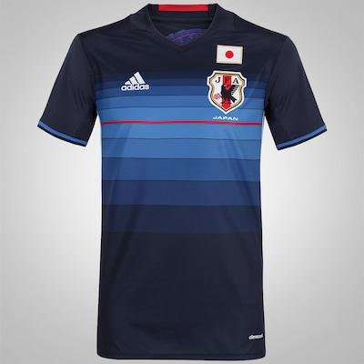 Camisa Japão I 2016 adidas - Masculina