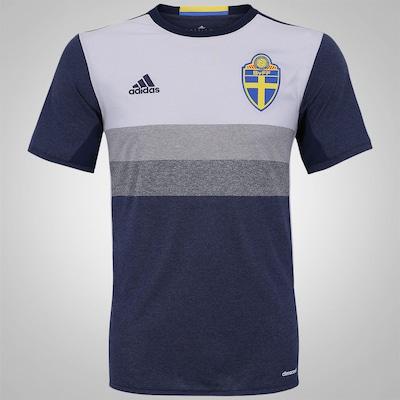 Camisa Suécia II 2016 adidas - Masculina