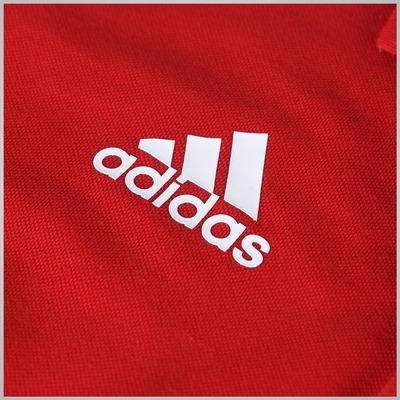Camisa Polo Bayern de Munique Hino adidas - Masculina