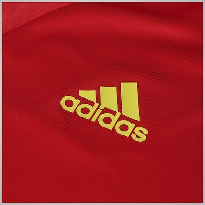 Camiseta de Treino da Espanha adidas - Masculina