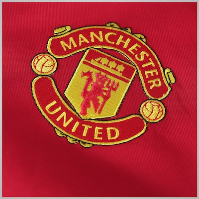 Jaqueta Manchester United Hino 2015 adidas - Masculina