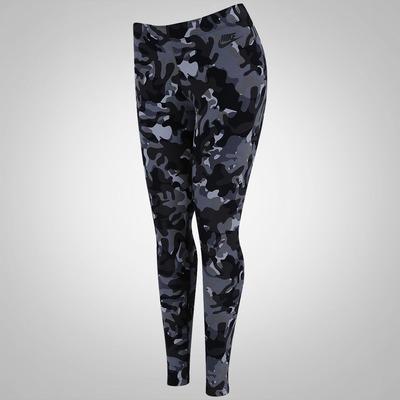 Calça Legging Estampada Nike A-See AOP - Feminina