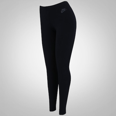 Calça Legging Nike A-See Just Do It Metal - Feminina