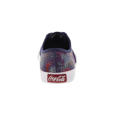 Tênis Coca-Cola Kick Party - Feminino