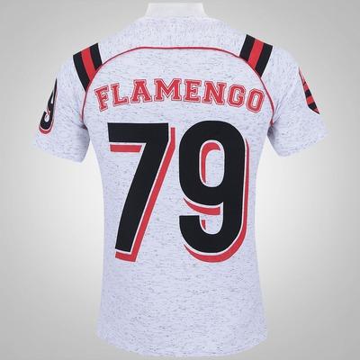 Camiseta do Flamengo League Braziline - Masculina