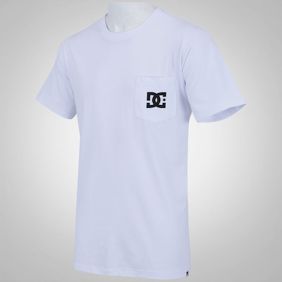 Camiseta DC Especial Pocket - Masculina