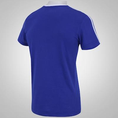 Camiseta Retrô Chelsea adidas - Masculina