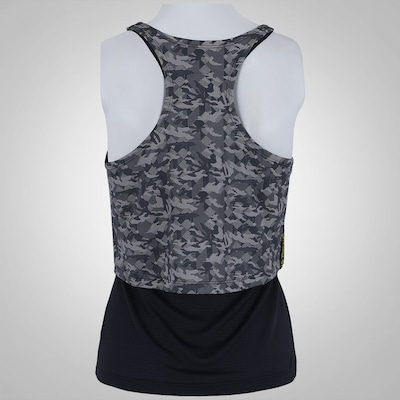 Camiseta Regata Umbro Duo Camo - Feminina