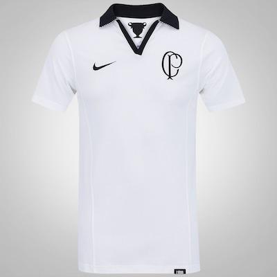 Camisa Polo do Corinthians Life Style Nike - Masculina