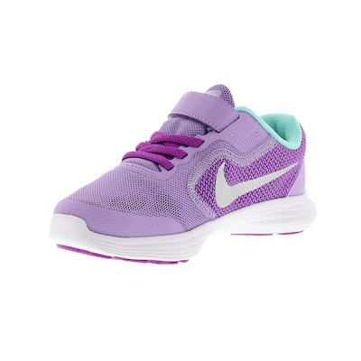 Tênis Nike Revolution 3 PSV W - Infantil