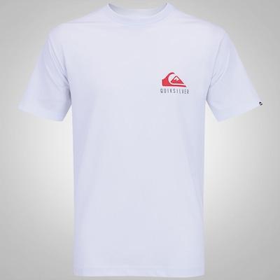 Camiseta Quiksilver Crafty - Masculina