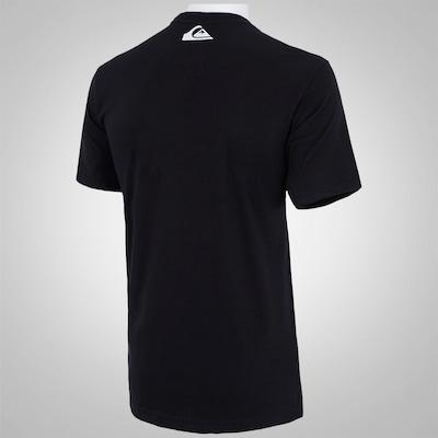 Camiseta Quiksilver Prismes and Checks - Masculina