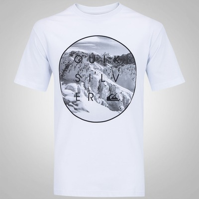 Camiseta Quiksilver Tunnel Visio - Masculina