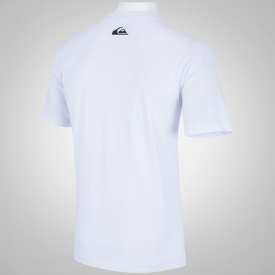 Camiseta Quiksilver Arvo Glass Off - Masculina