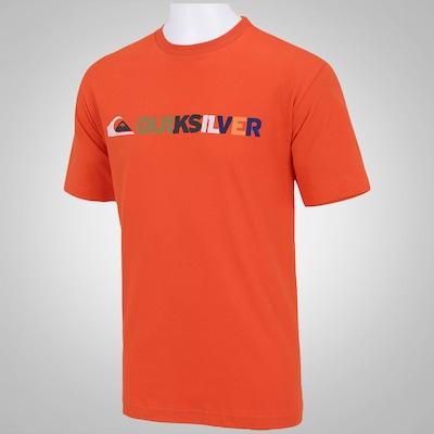 Camiseta Quiksilver Soul Cloze - Masculina