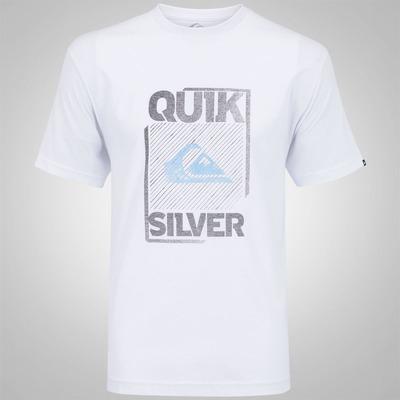 Camiseta Quiksilver Squizz - Masculina