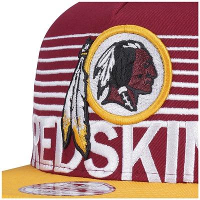 Boné Aba Reta New Era 950 Washington Redskins - Snapback - Adulto