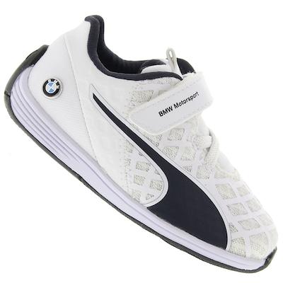 Tênis Puma Evo Speed Lo BMW Next V - Infantil