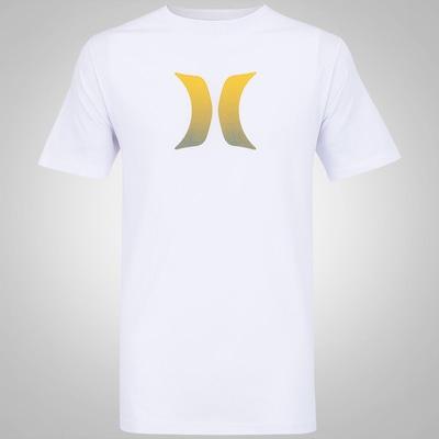Camiseta Hurley Silk Icon Fade - Masculina