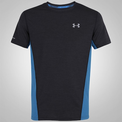 Camiseta Under Armour Charged Wool Run - Masculina