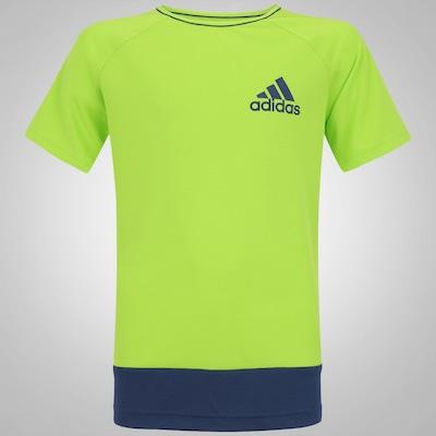 Camiseta adidas YB GT Q - Infantil