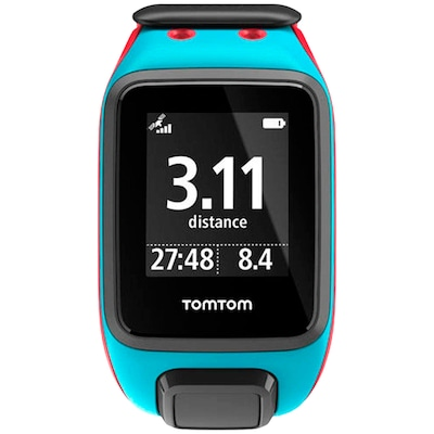 Relógio Monitor Cardiaco TomTom Runner 2 - Adulto