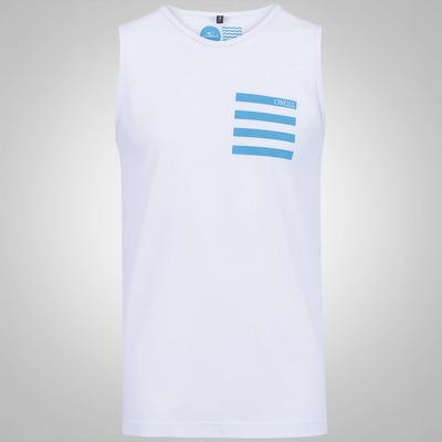 Camiseta Regata Oneill Mac Estampada - Masculina