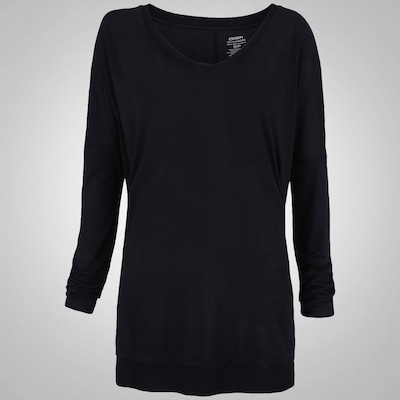 Camiseta Manga Longa Oxer Clau - Feminina