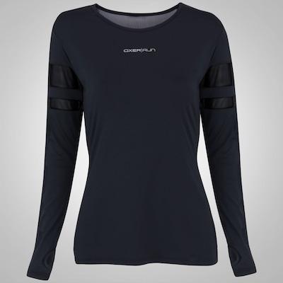 Camiseta Manga Longa Oxer Run - Feminina