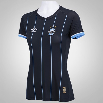 Camisa do Grêmio IV 2015 Umbro - Feminina