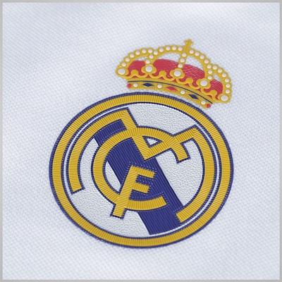 Camisa Polo do Real Madrid Hino adidas - Masculina