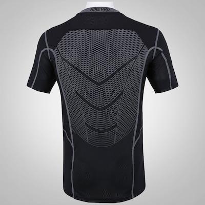 Camisa de Compressão Nike Hypercool Fitted - Masculina