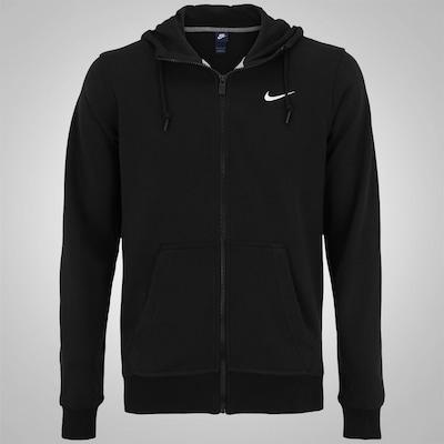 Jaqueta com Capuz Nike Club FT FZ Hoody - Masculina