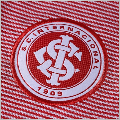 Camisa Polo do Internacional Nike Authentic GS - Masculina