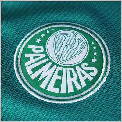 Camisa Polo de Viagem do Palmeiras adidas - Masculina