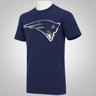 Camiseta New Era Reflect New England Patriots - Masculina