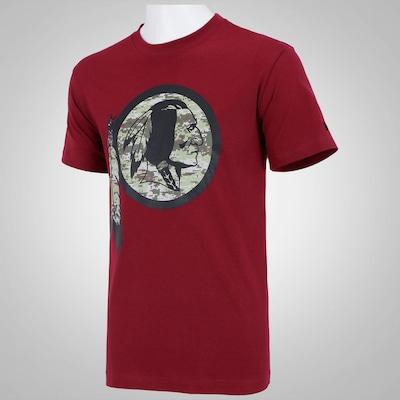 Camiseta New Era Washington Redskins - Masculina