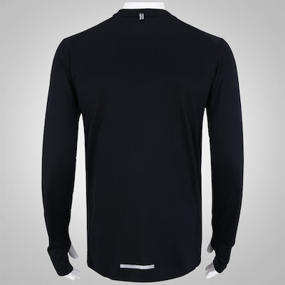 Camiseta Manga Longa Nike Dri Fit Miler - Masculina