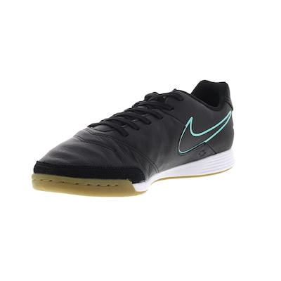 Chuteira Futsal Nike Tiempo Genio II Leather IC - Adulto