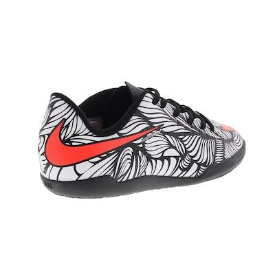 Chuteira Futsal Nike Hypervenon Phelon II Neymar JR IC - Infantil