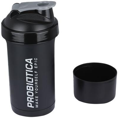 Coqueteleira Probiótica Premium com 2 Compartimentos