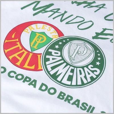 Camiseta do Palmeiras adidas Escudo - Masculina