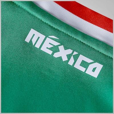 Camisa México I 2016 adidas - Masculina